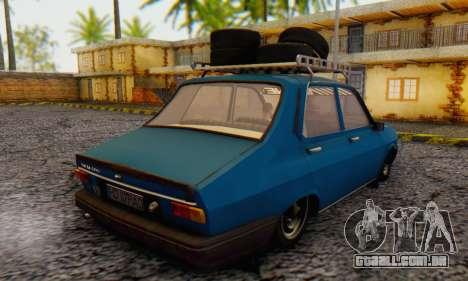 Dacia 1310 Combinata para GTA San Andreas traseira esquerda vista