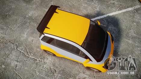 GTA V Benefactor Panto para GTA 4 vista direita