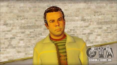 GTA 5 Ped 7 para GTA San Andreas terceira tela
