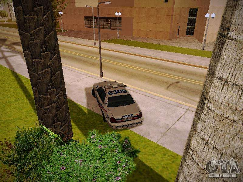 ford crown victoria toronto police service para gta san andreas. Black Bedroom Furniture Sets. Home Design Ideas