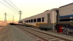K1 Argo Traincar Indonésio