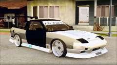 Nissan 240SX coupé para GTA San Andreas