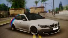 BMW M5 E60 Stance Works para GTA San Andreas