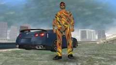 Camo Skin 15 para GTA Vice City