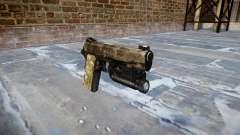 A arma Kimber 1911 DEVGRU