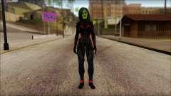 Guardians of the Galaxy Gamora v1