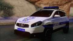 Nissan Qashqai TR POLÍCIA