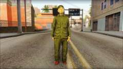 Fred Durst from Limp Bizkit v2 para GTA San Andreas