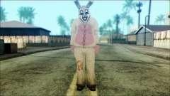 Manhunt Ped 7 para GTA San Andreas