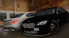 BMW F01 750Li 2009