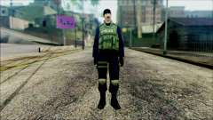 SWAT from Beta Version para GTA San Andreas