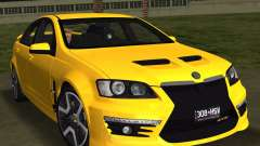 Holden HSV GTS 2011