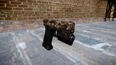 Pistola Glock de 20 zumbis para GTA 4