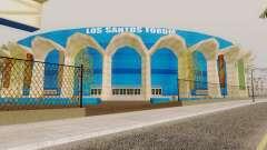 Novas texturas estádio em Los Santos