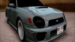 Subaru Impreza Wagon 2002