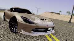 Dodge Viper SRT GTS 2013 Road version