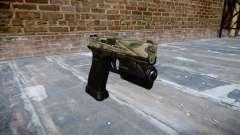 Pistola Glock de 20 benjamins