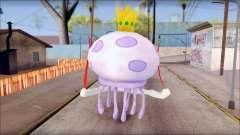 Kingjelly from Sponge Bob