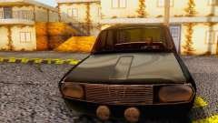 Dacia 1300 WRC Black Edition para GTA San Andreas