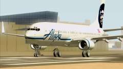 Boeing 737-890 Alaska Airlines para GTA San Andreas