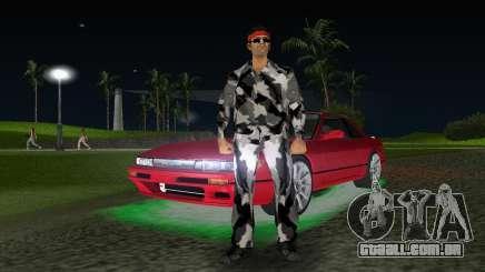 Camo Skin 13 para GTA Vice City