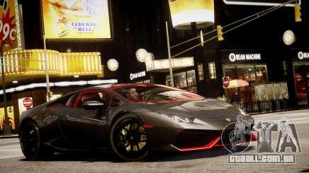 Lamborghini Huracan LP610-4 SuperTrofeo para GTA 4