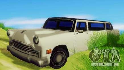 Cabbie Limousine para GTA San Andreas