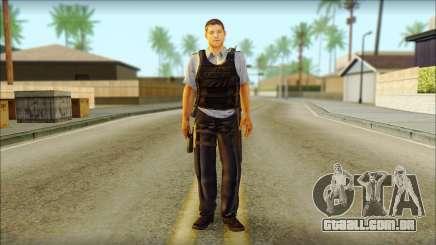 Um policial da TC SC: Convicção para GTA San Andreas
