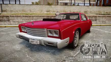 Albany Buccaneer Modified para GTA 4