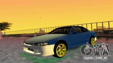 Nissan Silvia S15 TUNING JDM para GTA Vice City