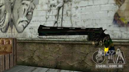 Colt Python from PointBlank v1 para GTA San Andreas