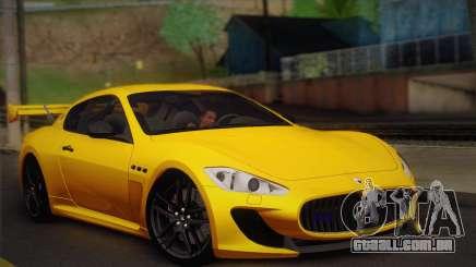 Maserati Gran Turismo MC Stradale para GTA San Andreas