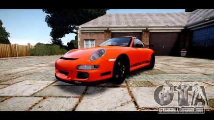 Porsche 911 GT3 RS para GTA 4