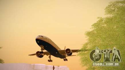 Boeing 777-2Q8ER Orenair Airlines para GTA San Andreas