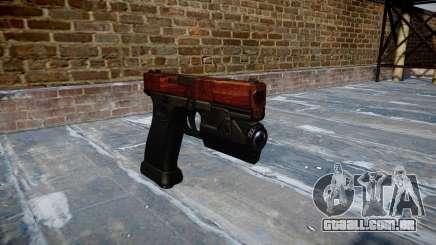 Pistola Glock de 20 bacon para GTA 4