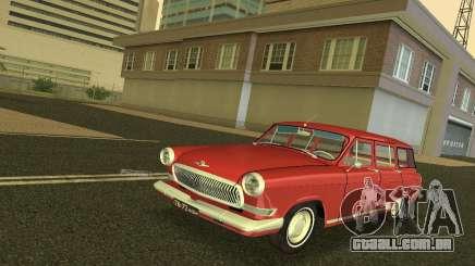 GAZ Volga 22 1965 para GTA Vice City