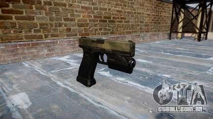 Pistola Glock de 20 a tac au para GTA 4