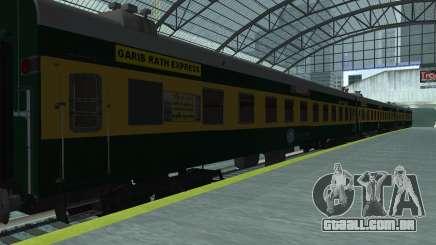 Garib Rath Express para GTA San Andreas