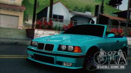 BMW 3-series Cabrio para GTA San Andreas
