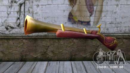 World of Warcraft Shotgun para GTA San Andreas
