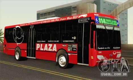 Deutz Tatsa Puma D12 para GTA San Andreas