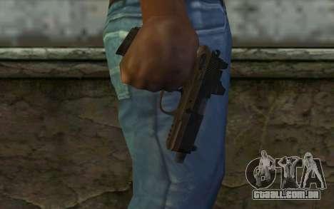 Fort 15 com a Ótica para GTA San Andreas terceira tela