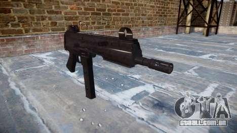 Arma SMT40 sem bunda icon1 para GTA 4