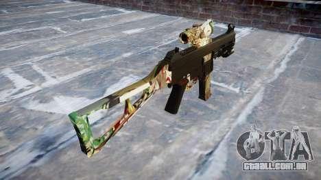 Arma UMP45 Ronin para GTA 4 segundo screenshot