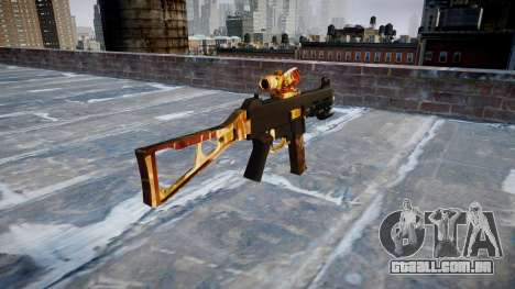 Arma UMP45 Elite para GTA 4 segundo screenshot