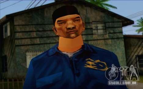 Triada from GTA Vice City Skin 2 para GTA San Andreas terceira tela