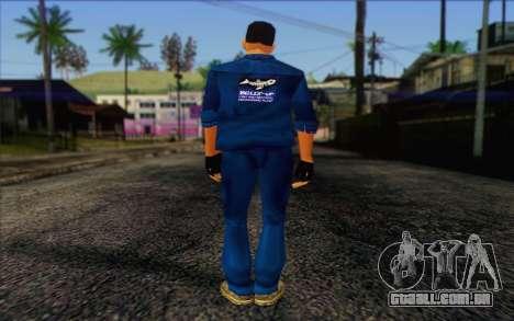 Triada from GTA Vice City Skin 2 para GTA San Andreas segunda tela