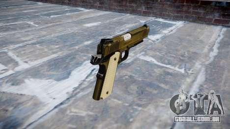 Arma Kimber KDW para GTA 4 segundo screenshot