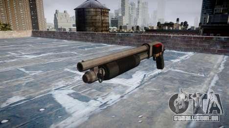 Riot espingarda Mossberg 500 icon2 para GTA 4
