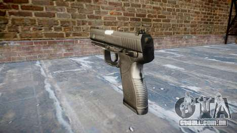 Pistola Taurus 24-7 preto icon2 para GTA 4 segundo screenshot